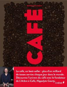 livre cadeau sur le café