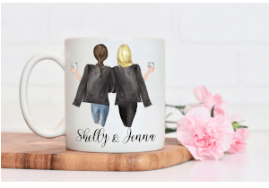 mug personnalisé meilleure amies