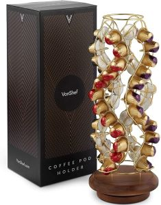 boite cadeau d'un support pour capsules à café