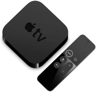 apple tv 4 noire