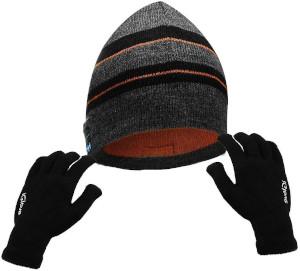 bonnets avec écouteurs et gant tactile pour cadeau homme