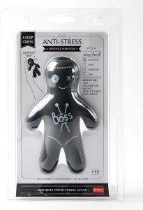 Poupée Vodoo Anti Stress Boss