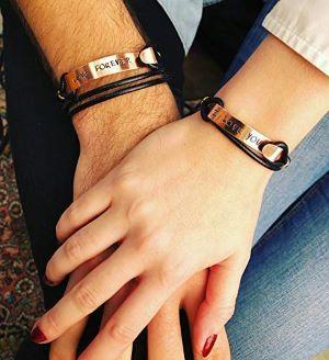 Bracelets Assortis Couple