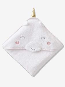 cape de bain licorne - Beaux Cadeaux