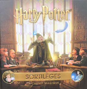 Livre des Sortilèges Harry Potter