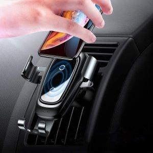 chargeur de voiture support pour téléphone