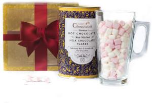 kit pour chocolat chaud gourmand