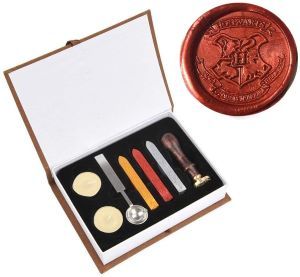 Coffret Cadeau Cachet de Cire Harry Potter