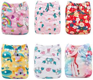 couches lavables 1 - Beaux Cadeaux