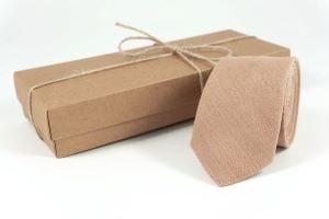 cravate nude - Beaux Cadeaux