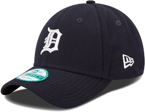 carquette new era detroit tigers