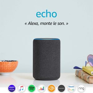 Station Amazon Echo Alexa