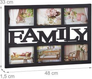 Cadre photo pêle même family