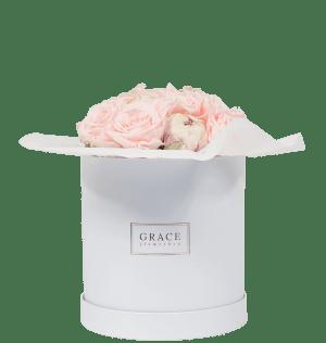 boite bouquet de fleurs éternelles idée cadeau