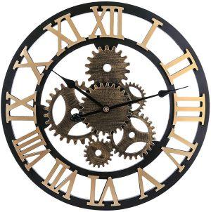 Horloge Géante Industrielle