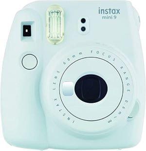 appareil photo fujifilm instax bleu pour photo instantané