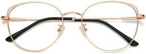 Paire de lunettes de lecture anti lumière bleue