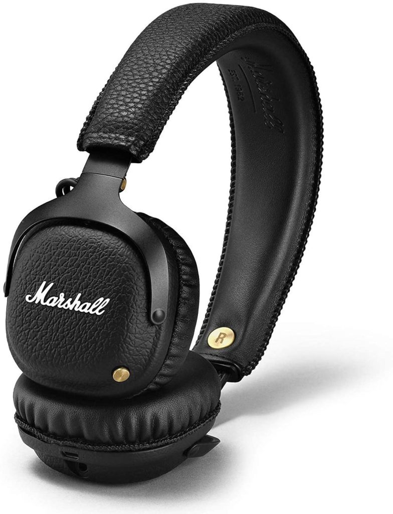 casque sans fil marshall