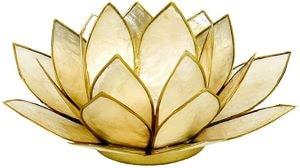 photophore lotus - Beaux Cadeaux