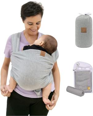 porte bébé écharpe - Beaux Cadeaux