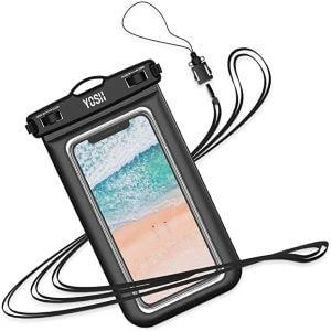 pochette waterproof pour téléphone