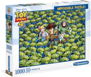 Puzzle Impossible Toy Story