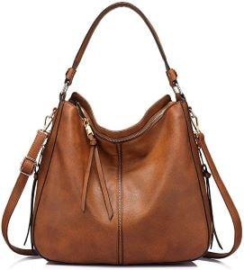 sac à main camel pour femmes