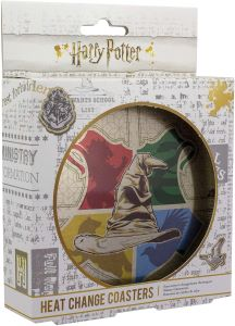 Sous Verre Choixpeau Harry Potter
