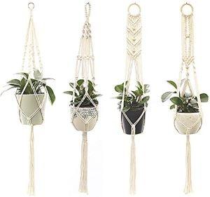 suspensio plante macramé - Beaux Cadeaux