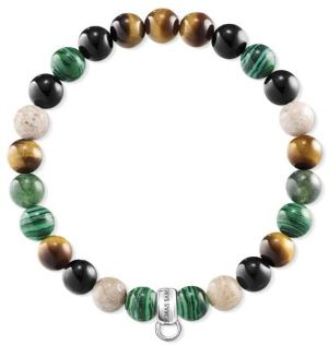 bracelet perles thomas sabo