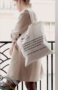 Tote Bag Définition d'une Maman