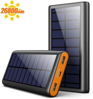 Chargeur à Énergie Solaire