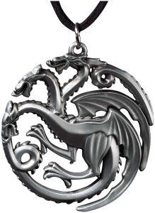 Pendentif Maison Targaryen