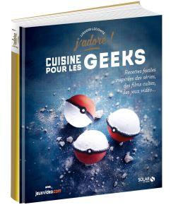 Livre de Cuisine pour les Geeks
