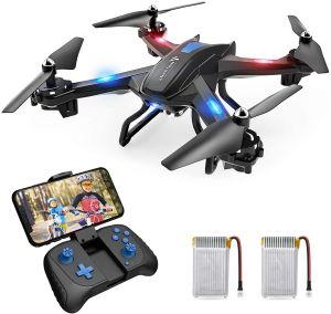 Drone télécommandé 4 hélices