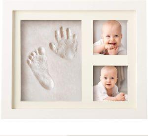 Créateur d'Empreintes Mains et Pieds Bébé dans cadre