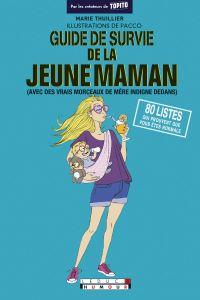 livre Guide de Survie de la Jeune Maman