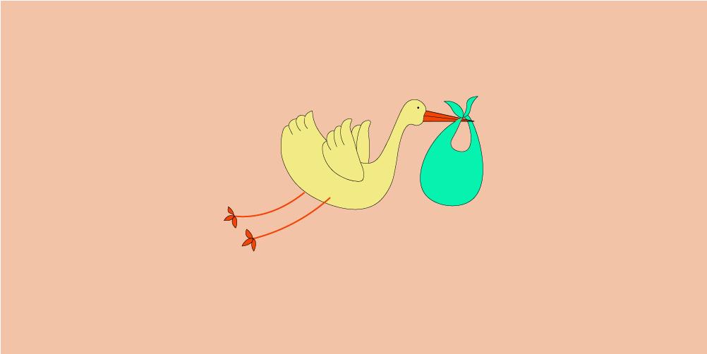 header cigogne - Beaux Cadeaux