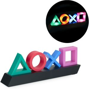 Lampe Symboles Playstation