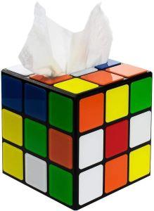 Boite à Mouchoir Cube Magique