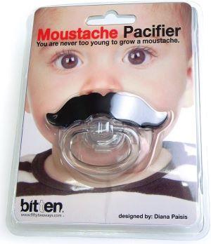Une Sucette Moustache
