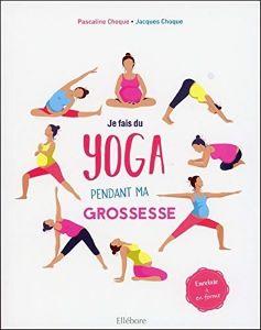Livre de Yoga de Grossesse