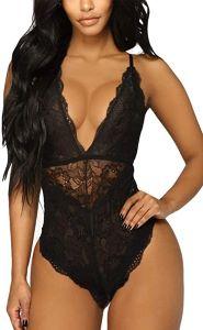 body sexy noir - Beaux Cadeaux