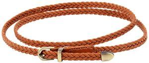 ceinture fine tresse - Beaux Cadeaux