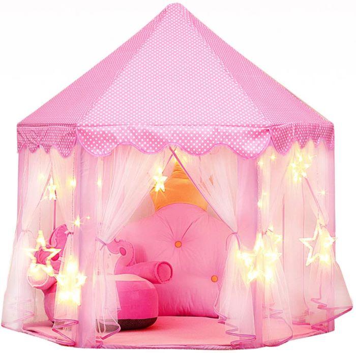 chateau princesse fille - Beaux Cadeaux