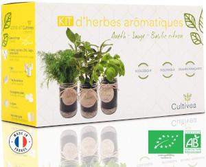 kit herbe - Beaux Cadeaux