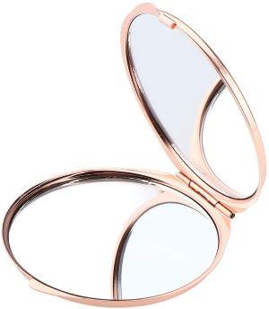 miroir de poche rosegold - Beaux Cadeaux
