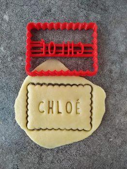 cadeau personnalise biscuit - Beaux Cadeaux