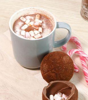 coffret de bombes pour chocolat chaud - Beaux Cadeaux