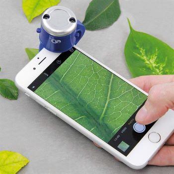 microscope pour smartphone - Beaux Cadeaux